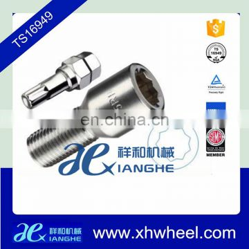 10.9 Grade Chrome Titanium Wheel Bolt Lug Bolts