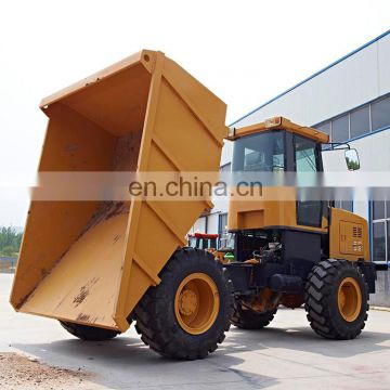 New condition mini FCY70 Loading capacity 7 tons steeringdumper looking for agent representative