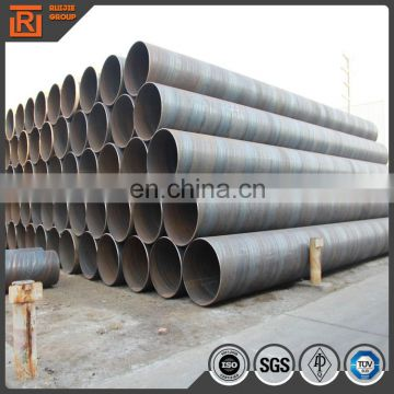 spiral welding tube ssaw price of 48 inch steel pipe in stock