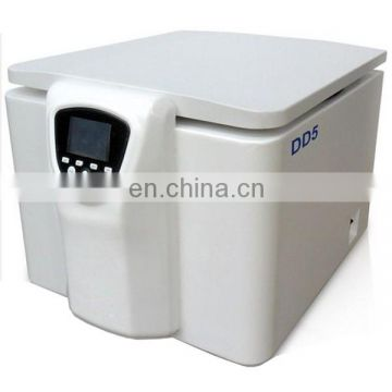 DD5 automatic uncovering medical centrifuge