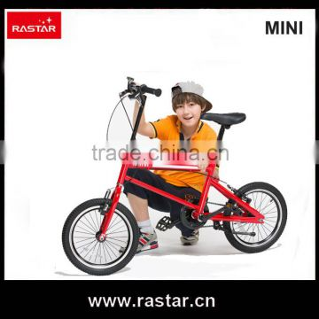 RASTAR MINI Licensed 16 inch balance running baby bicycle with CE on sale