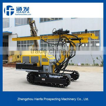DTH rock drilling! hot selling! HF138Y down the hole drilling equipment