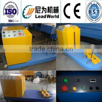 Small baggage wrapping machine,stretch film wrapping machine