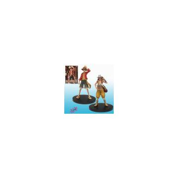 (provide price list) wholesale for the new world 16cm luffy & usopp pop onepiece japanese figures anime (set)