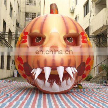 NEW Halloween Decoration Inflatable Pumpkin with LED Indoor and Outdoor Use