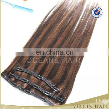 2015 new products pure all textures double weft kinky clip in curlly hair extension,remy hair clip in