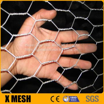 Galvanised cheap chicken wire mesh / chicken wire mesh hexagonal galvanised netting rolls