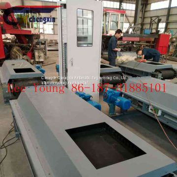 China conveyor belt weighing scale with high accuracy