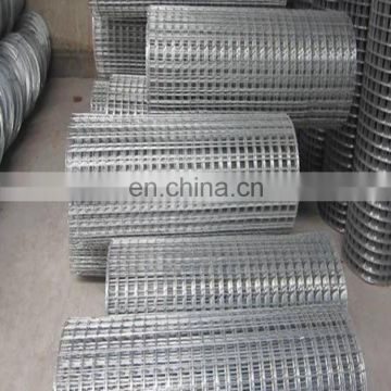 1200mm (4ft) high x 30m roll galvanised welded wire mesh