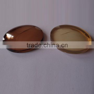 1.523 glass lenses flat top bifocal