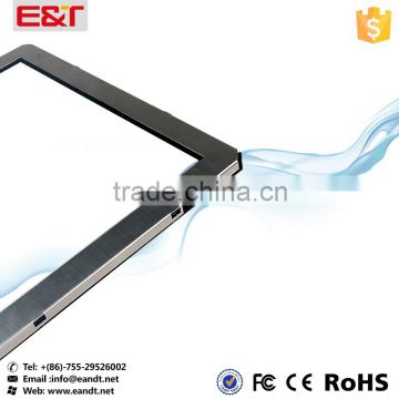 10'' USB Infrared Touch Screen, Infrared Multi Touch Frame, IR Touch Screen Overlay