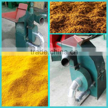 High Quality Cheap Wood Plastic Grains Soybean Corn Green Glass Wheat Straw Wall Coating Bean pet crusher