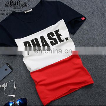 Peijiaxin Fashion Design Custom Man Printing Design T shirt Wholesale