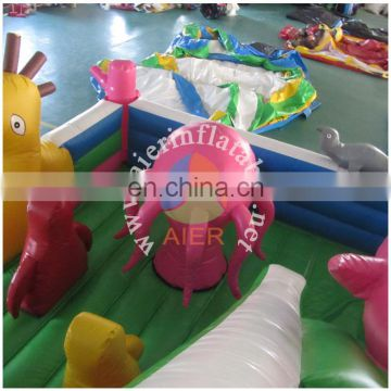 sea world funland/ inflatable playgroud for children