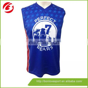 Digital Print With Any Logo Stitched Basketball Jerseys