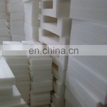 China factory directly sell foam lined corrugated mailing box, white EVA foam board