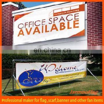 personalized decorative self adhesive vinyl banner