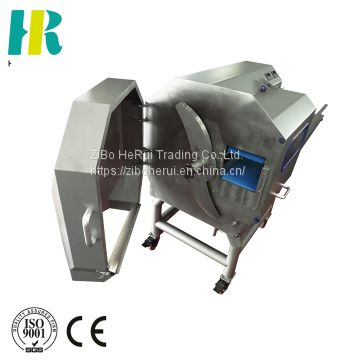 Vegetable shredding equipment spring onion cutting machine