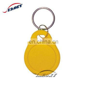 Apartment Hotel Supermarket Door Card Access Control ABS Plastic Keyfob