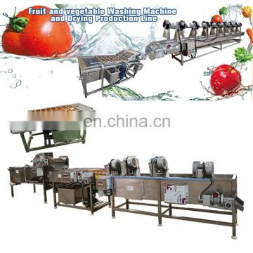 vegetable fruit washing peeling machine mandarin sweet navel orange cucumber radish cleaning machine