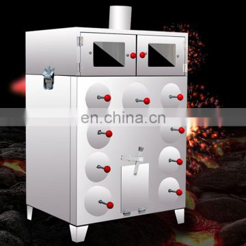 New Design Industrial multi-function baked sweet potato machine/grilled corn machine