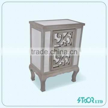 Sale bathroom small wood drawer cabinet storage corner