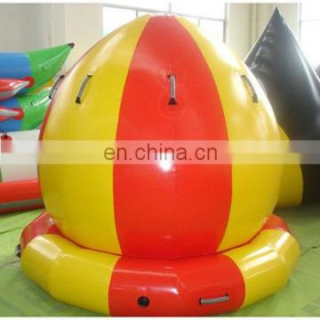 inflatable peach water game,inflatable aqua game