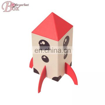 Special Rocket Stationery Holder School and Office Pencil Case