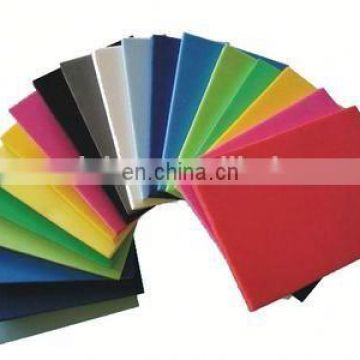 striped eva foam material for shoes/any design pe sheet