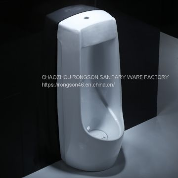 Chaozhou Wall hung wall mounted bathroom sanitary ware good quality hotel used high quality ceramic man urinal