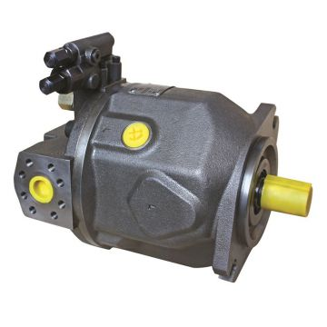 R902445492 Clockwise Rotation Leather Machinery Rexroth A10vso100 Hydraulic Vane Pump