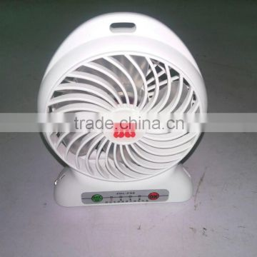 rechargeable battery operated fan with light                                                                         Quality Choice