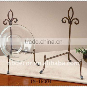 Metal Plate stand