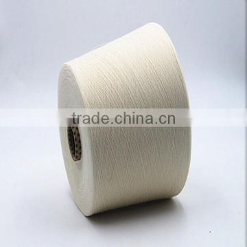 High quality 100% raw pattern viscose spun yarn 32s/2 for sewing use