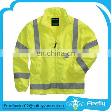 traffic bike safety jacket with reflector