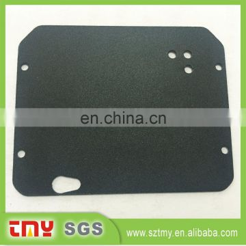 laser engraving with frosted finish metal plate aluminum metal plate