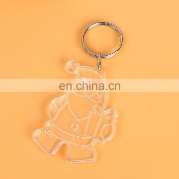 Customize Logo Metal Beer fish shaped custom design rubber keychain