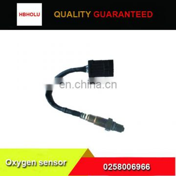 Chery A3 BYD front Oxygen sensor 0258006966 with high quality