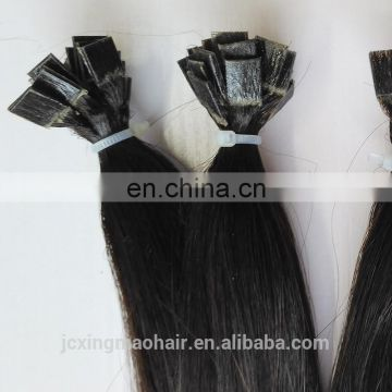 High Quality Russian Blonde Keratin Fusion Human Hair Extensions