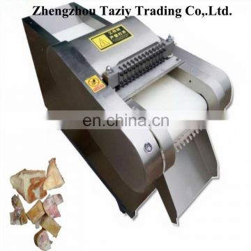Chicken meat bone cutting for sale Meat bone cutting machine Automatic meat chicken cutting machine