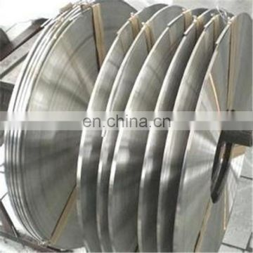 NO.1 Cold rolled stainless steel strip band 304