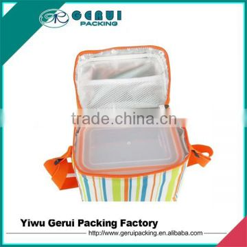 600D oxford fabric thermal cooler bag