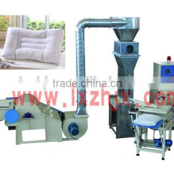 ZXJ-380 Automatic Pillow filling stuffer machine
