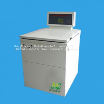 7-72R high capacity refrigerated Lab Medical Centrifuge Machine