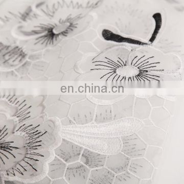 2015 World Best Selling Products Transparent Washable Silk Polyester Fabric