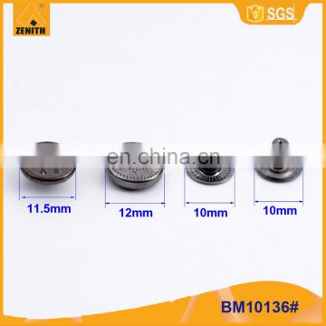 Snap Fasteners with Customized Logo BM10136