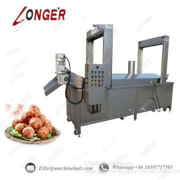 Automatic Peanut Continuous Frying Machine