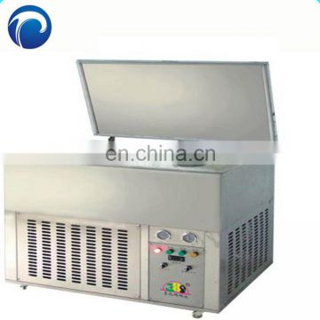 shaved shaved freezer snow block ice machine for sale