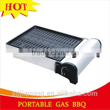 CE approval high quality camping butane gas bbq grill