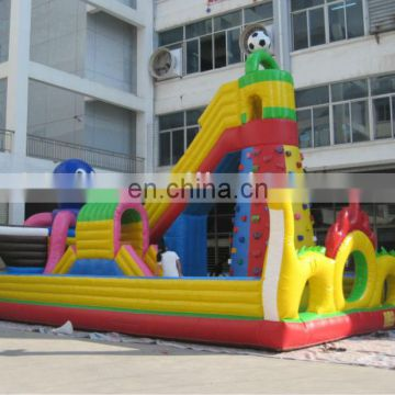 giant inflatable fun city, inflatable funland FN041